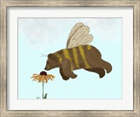 Bear Bee Fine-Art Print