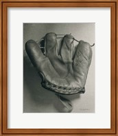 Baseball Glove Fine-Art Print