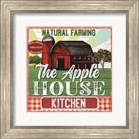 The Apple House Kitchen Fine-Art Print