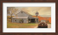 The Old Station Fine-Art Print