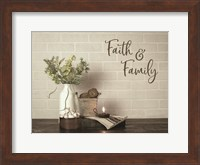 Faith & Family Fine-Art Print