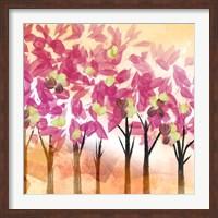 Pink Trees Fine-Art Print