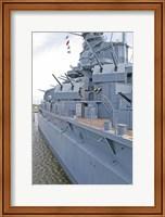 USS Alabama Battleship Memorial Park Mobile Alabama Fine-Art Print