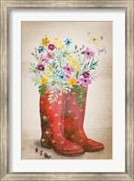 Wild Flower I Fine-Art Print