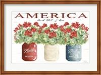America Glass Jars Fine-Art Print
