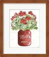 Patriotic Red Jar Fine-Art Print