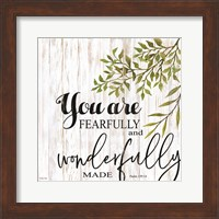 You are Fearfully and Wonderfully Made Fine-Art Print