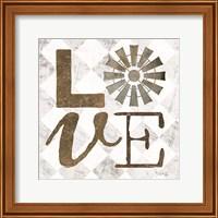 Love with Windmill III Fine-Art Print