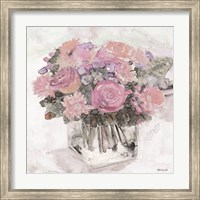 Bouquet in Glass Fine-Art Print
