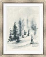 Misty Winter II Fine-Art Print