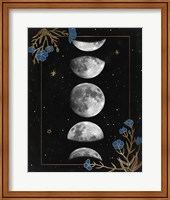 Night Moon I Fine-Art Print