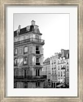 Parisian Stroll I Fine-Art Print