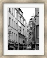 Parisian Stroll III Fine-Art Print