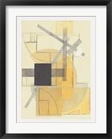 Mapping Bauhaus III Fine-Art Print