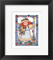 Garden Angel Fine-Art Print