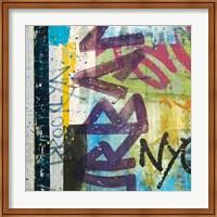 City Graffiti Fine-Art Print