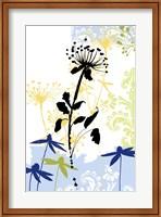Funky Botanical II No Words Fine-Art Print