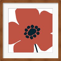 Pop Art Floral IV Retro Fine-Art Print