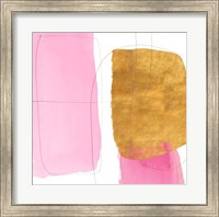 Blushing Gold II Fine-Art Print
