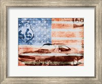 USA Drive Fine-Art Print