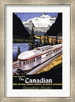 Canadian Pacific Train 1955 Fine-Art Print