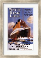 White Star Lines Fine-Art Print