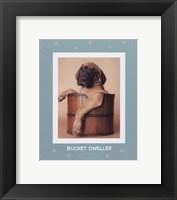 Bucket Dweller Fine-Art Print