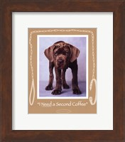 Second Coffee Fine-Art Print