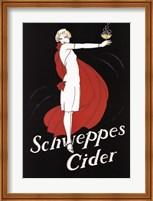 Schweppes Cider Fine-Art Print