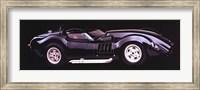 Corvette Lister 327, 1958 Wall Poster