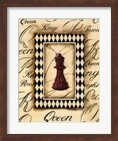 Chess Queen Fine-Art Print