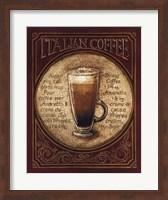 Italian Coffee Fine-Art Print