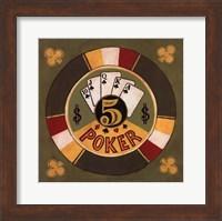 Poker - $5 Fine-Art Print