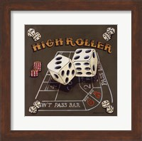 High Roller (Craps) Fine-Art Print