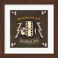 Dominos Fine-Art Print