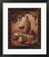 Tuscan Table - Chianti Fine-Art Print