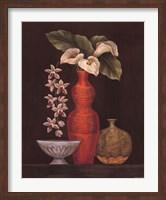 White Calla Lilies Fine-Art Print
