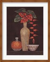 Red Anthuriums Fine-Art Print