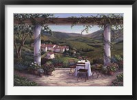 Afternoon in the Vineyard Fine-Art Print
