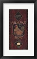 Premium Hens Fine-Art Print