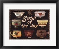 Soup of the Day Fine-Art Print