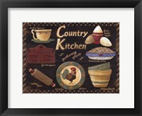 Country Kitchen Fine-Art Print