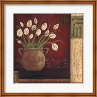 Villa Tulips Fine-Art Print