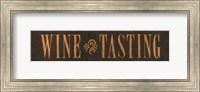 Wine Tasting Fine-Art Print