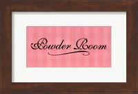 Powder Room - Pink Fine-Art Print