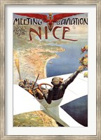 Meeting d'Aviation Nice Fine-Art Print