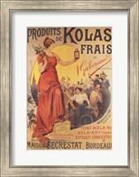 Produits de Kolas Frais Fine-Art Print