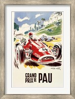 Grand Prix de Pau Fine-Art Print