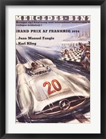 Mercedes Benz Fine-Art Print