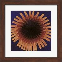 Violet Dandelion II - 2002 Fine-Art Print